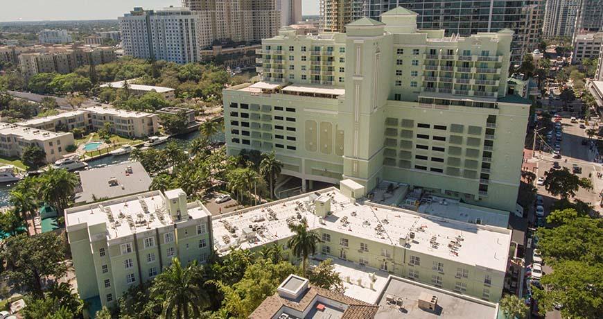 riverside hotel air conditioning replacements las olas